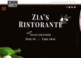 ziasristorante.com