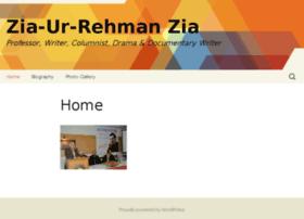 ziaurrehmanzia.com