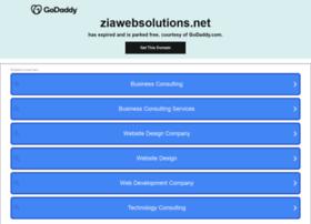 ziawebsolutions.net