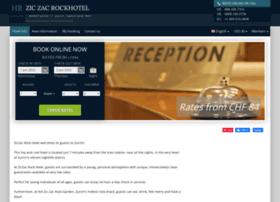 ziczac-rock-hotel-zurich.h-rez.com
