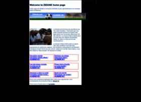 zidane.com
