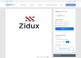 zidux.com