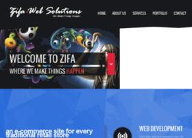 zifawebsolutions.com