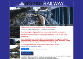 zigzagrailway.com.au