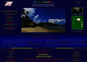 zihuatanejo.net