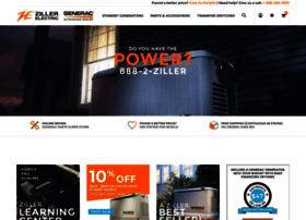 zillerelectric.com