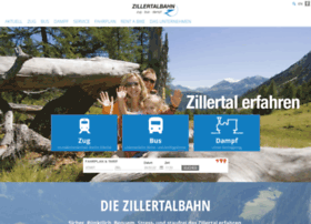 zillertalbahn.at