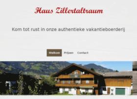 zillertaltraum.com