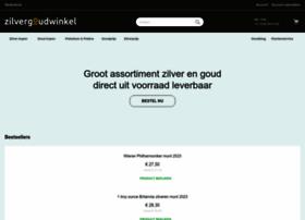 zilvergoudwinkel.nl