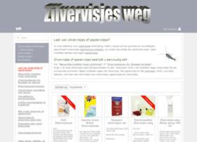 zilvervisjes-weg.nl