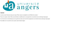 zimbra.univ-angers.fr