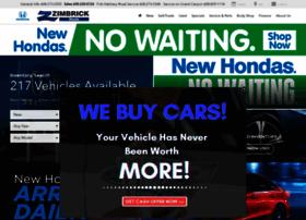 zimbrickhonda.com