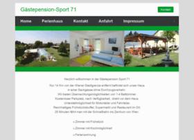 zimmer-sport71.at