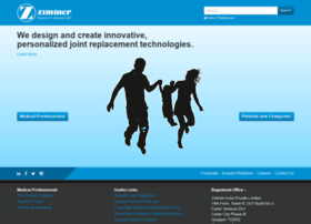 zimmerindia.com