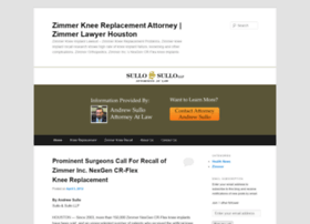 zimmerkneereplacementattorney.wordpress.com