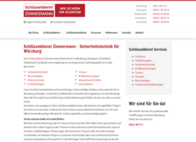 zimmermann-schluesseldienst.de
