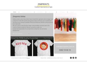 zimprints.com.au