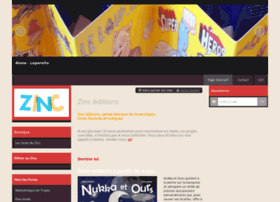 zinc-editions.net