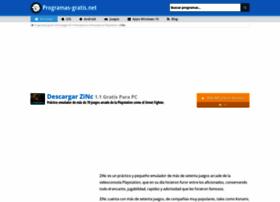 zinc.programas-gratis.net