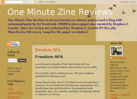 zinereviews.blogspot.com