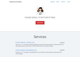 zingpop-social-media.reservio.com