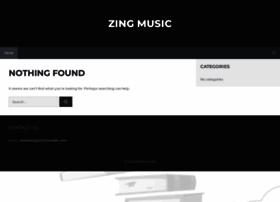 zingsmusic.com