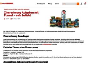 zinsrechnung.plakos.de