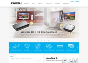 zinwell.com.tw