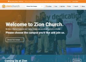 zionchurchonline.com