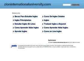 zioninternationaluniversity.com
