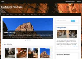 zionnationalparkguide.com