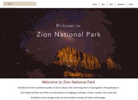 zionpark.com