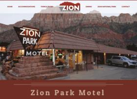 zionparkmotel.com