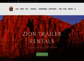 ziontrailerrentals.com
