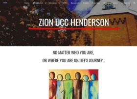 zionucchenderson.com
