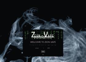 zionvape.com
