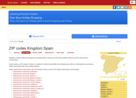 zipcodes.guide-spain.com