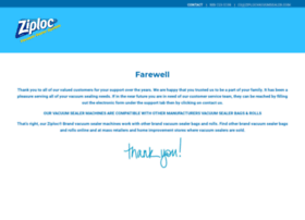 ziplocvacuumsealer.com