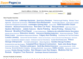 zipperpages.ca