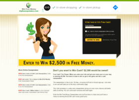 zipsweepstakes.com