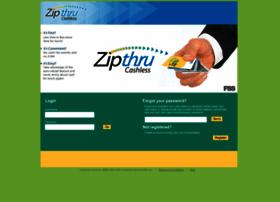 zipthrucashless.com