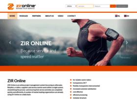 zir-online.com