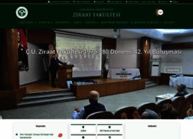 ziraat.cu.edu.tr