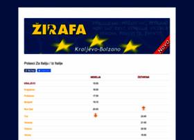 zirafaprevoz.com