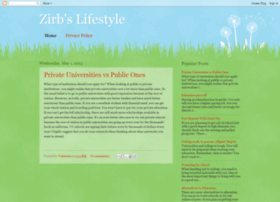 zirbslifestyle.blogspot.com