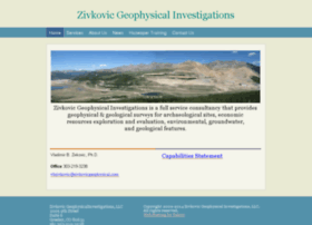 zivkovicgeophysical.com