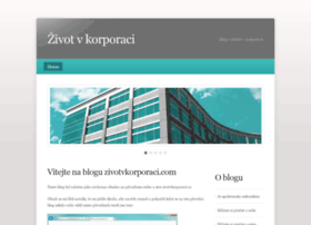 zivotvkorporaci.com
