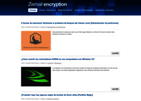 zixmailencryption.com