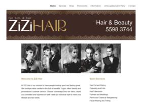 zizihairandbeauty.com.au