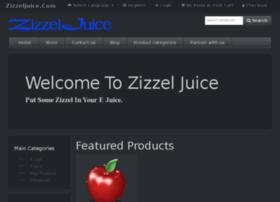 zizzeljuice.com